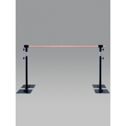 Single With Height Adjustable Free-Standing